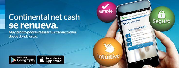 Continental net cash
