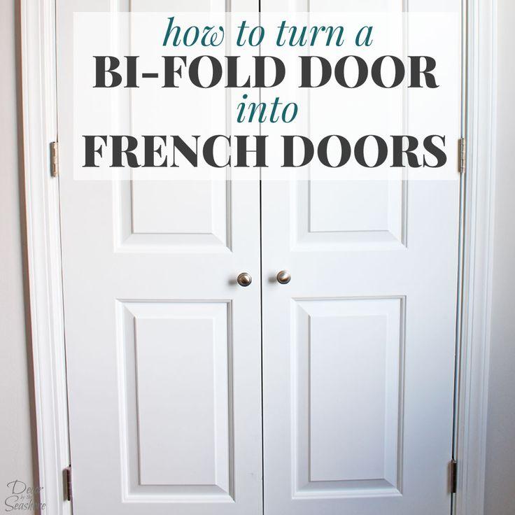 17 Best Ideas About Folding Closet Doors On Pinterest