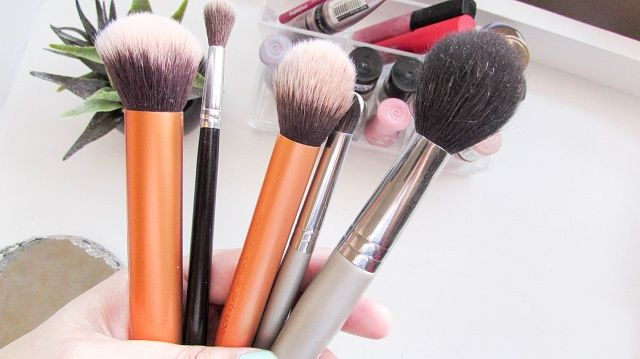 My Everyday ​Makeup Brushes