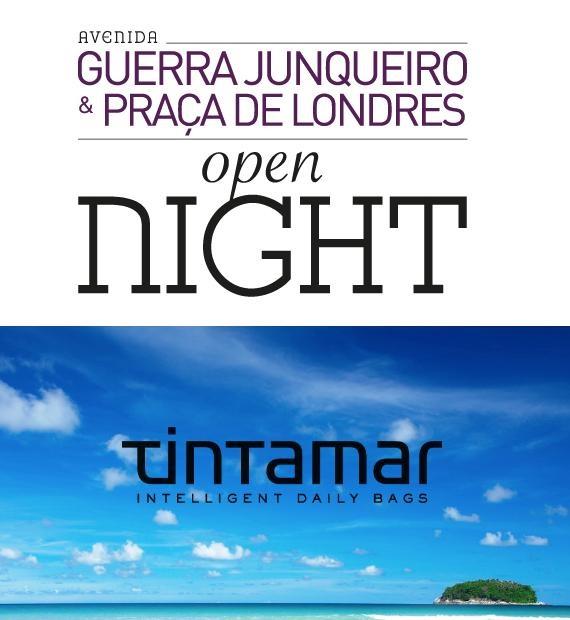 TINTAMAR, a parceira da Jarda neste evento. Será apresentada a colecção completa de Verão 2013 durante este evento, a 6 de Junho.