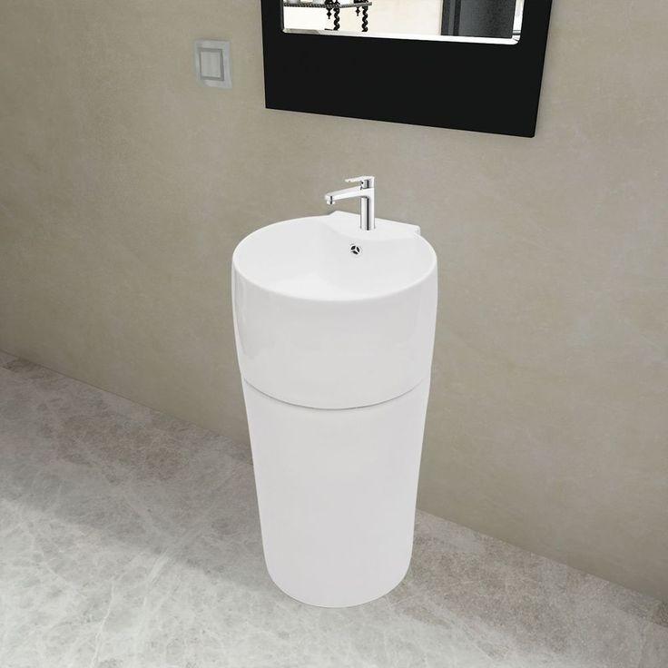 Die besten 25+ Standwaschbecken Ideen auf Pinterest Sockel - keramik waschbecken k che