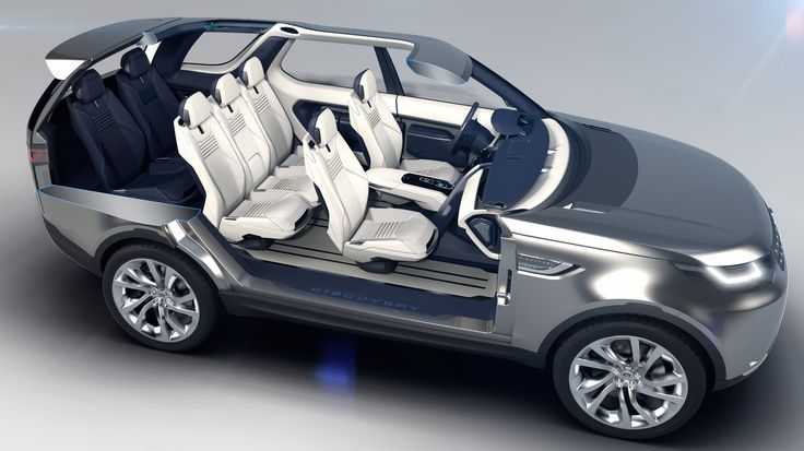 Video: 2015 Land Rover Discovery LR4 INTERIOR 7 Seater IN DETAIL Vision - A lot has gone into the thinking of versatility for this new vehicle! Check out the video for more detailed explanation of it's wonderful features never before seen...