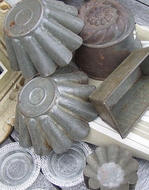 261 Best Images About Vintage Baking Tins On Pinterest