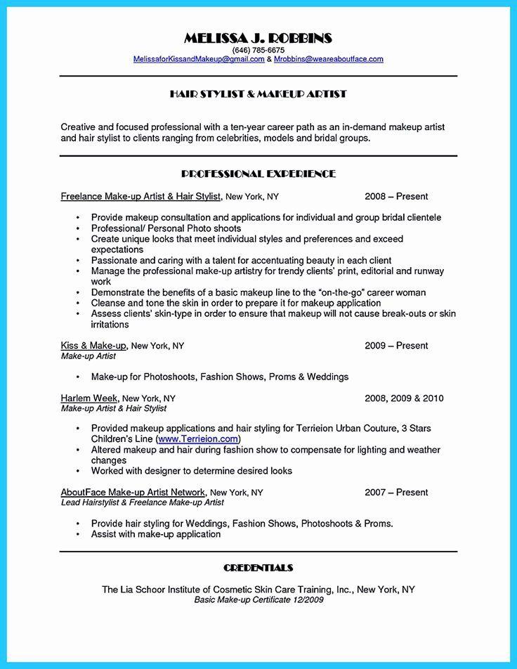 Artist resume template free luxury 594 best resume samples