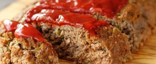Tastee Recipe How to Turn Your Bland Meatloaf into a New Family Favorite! - Page 2 of 2 - Tastee Recipe
