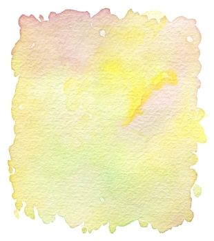 Abstract acrylic and watercolor brush strokes painted background Texture paper