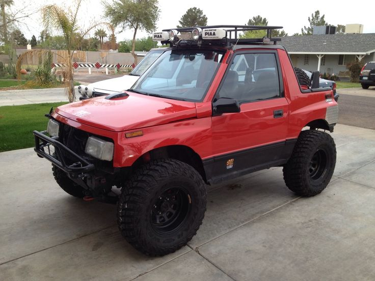 1996 geo tracker off road parts hobbiesxstyle. Black Bedroom Furniture Sets. Home Design Ideas