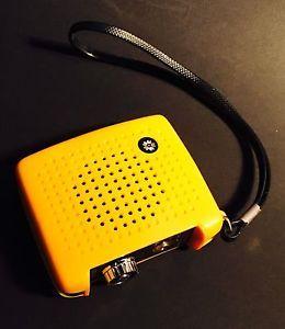 Radio Vintage transistor EXPO 70 Micro Radio Gialla 1962 FUNZIONANTE RARA 📻📻📻 | eBay
