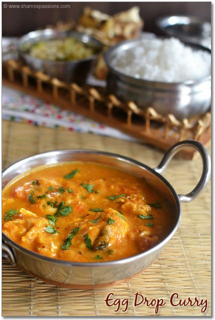Egg Drop Curry by vsharmilee, via Flickr
