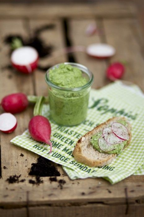 Cucina Piccina » Blog Archive Ein echter Evergreen: Radieschengrünpesto » Cucina Piccina