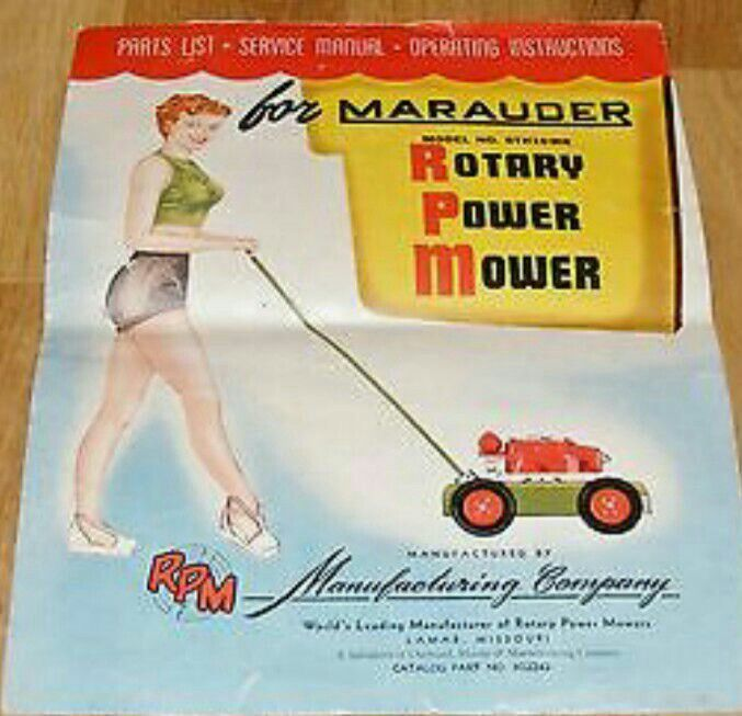 343 best vintage mowers images on Pinterest Lawn