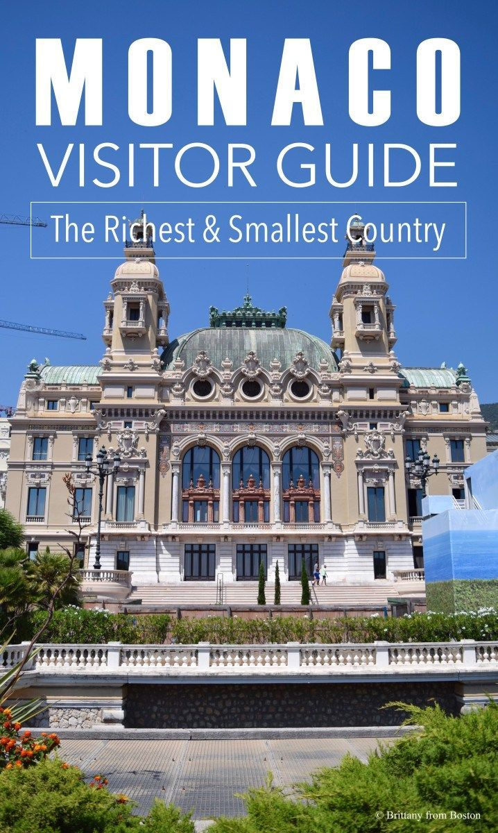 Monaco Visitor Guide The Richest And Smallest Country Brittany From Boston Thailand Reise Tipps Asien Reisen Thailand Urlaub