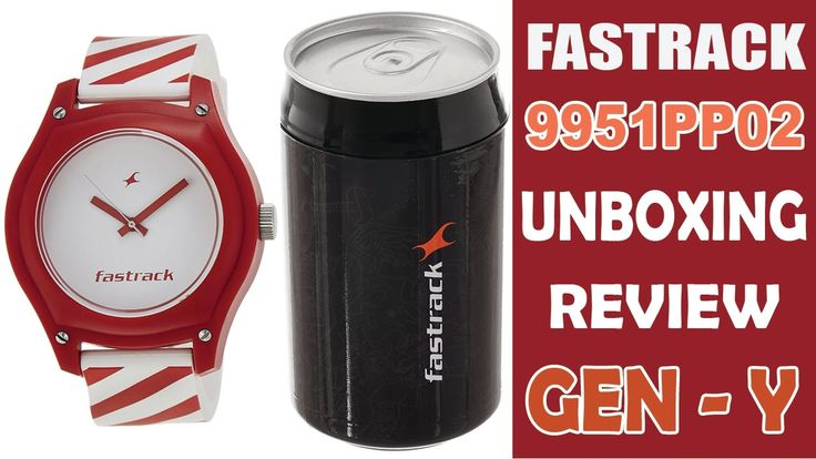 Best Low Price Wrist Watch for Diwali Gifts - Fastrack 9951PP02 for Unisex