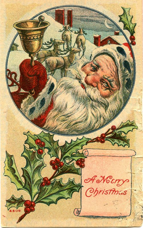 52 Best Vintage Christmas Ephemera Images On Pinterest