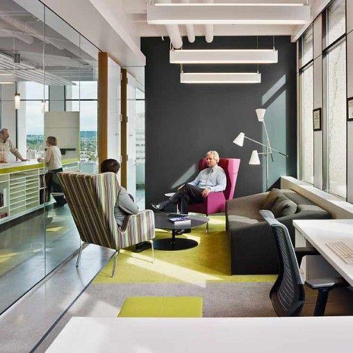 Google Office Irvine 1: Gensler Allen Institute For Artificial Intelligence