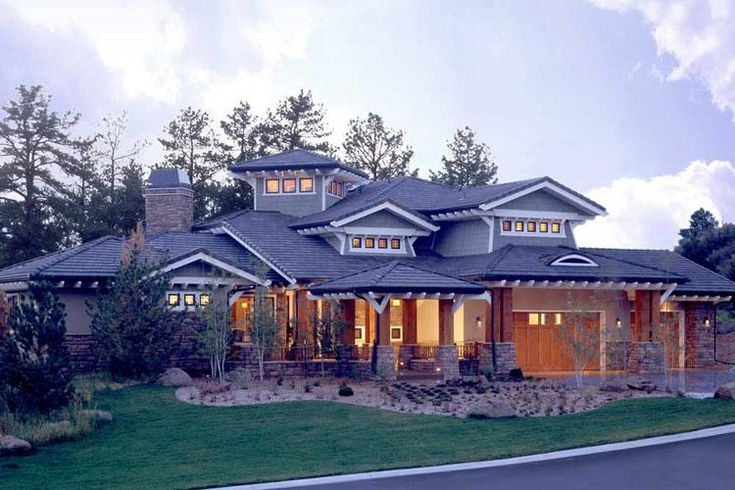 59 Best Images About Mountain House Plans On Pinterest
