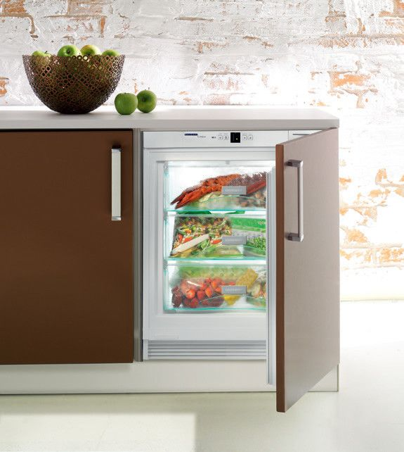 Fresh Under Cabinet Refrigerator Freezer