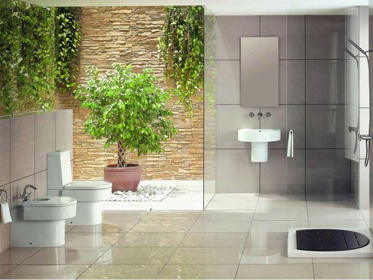Sanitarios roca serie happening sanitarios roca for Bathroom designs ireland
