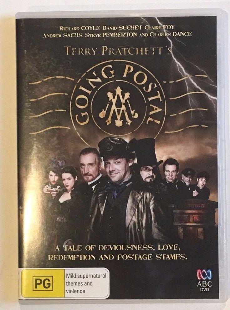 Terry Pratchett's Going Postal DVD