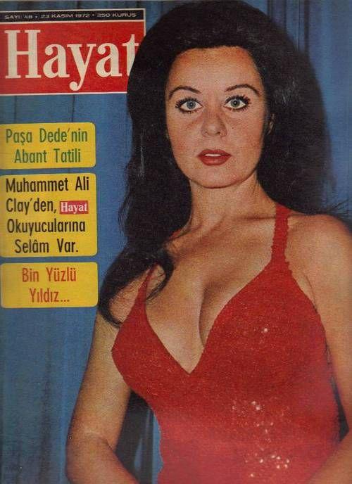 Turkish celebrities ☪ Fatma Girik