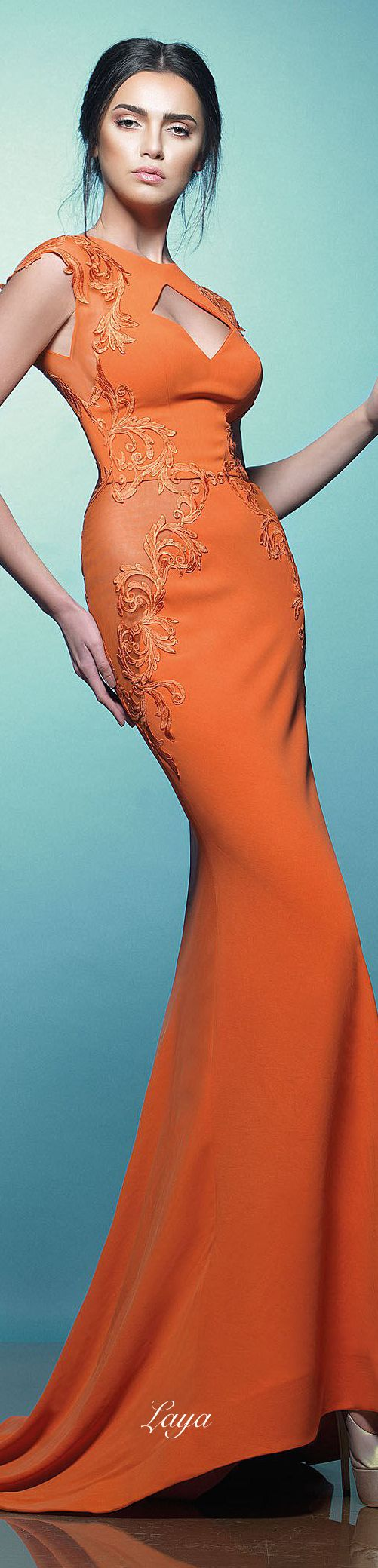 SAIID KOBEISY Spring-Summer 2015 RTW If you like this item, please visit http://www.shopcost.co.uk/gowns