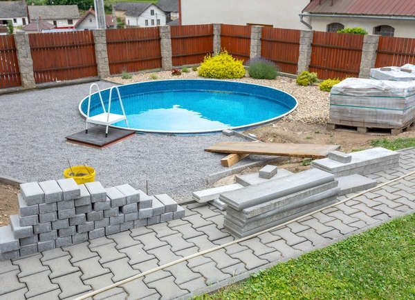 11 Things You Need To Consider Before Putting In A Pool Swimming Pools Pool Small Backyard Landscaping