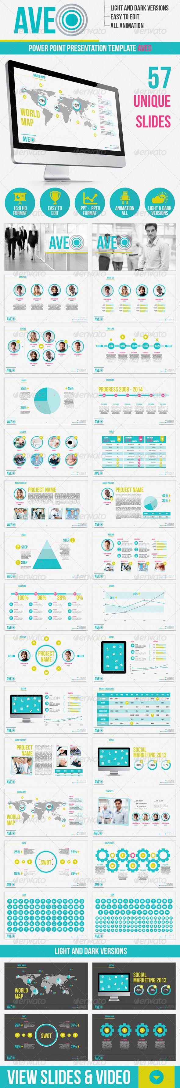 AVEO - Creative Powerpoint Templates