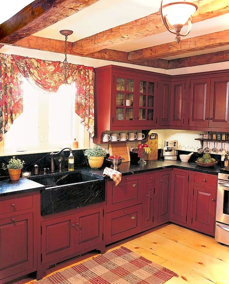 Nice 69 Amazing Cottage Kitchen Cabinets Ideas https://roomaniac.com/69-amazing-cottage-kitchen-cabinets-ideas/