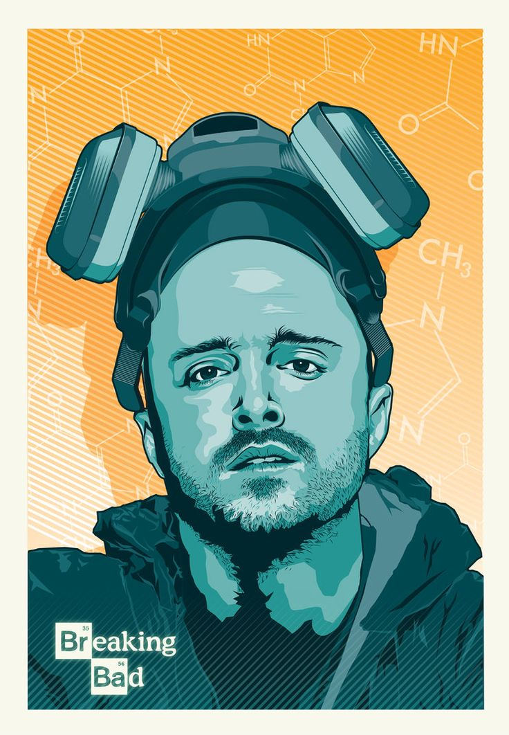 Jesse Pinkman - Breaking Bad - Ollie Boyd