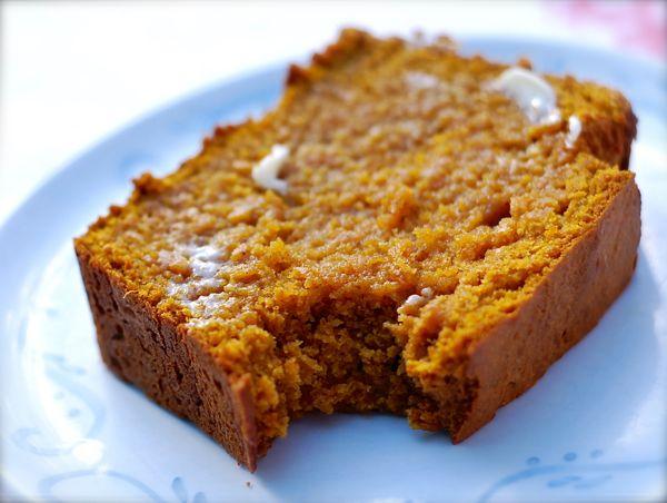Butterscotch Pudding Browned     Butter Pumpkin Bread