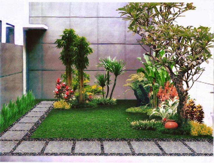 Taman rumah minimalis 2   Info Home Ideas