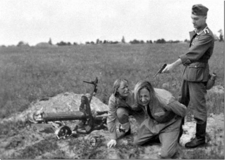 Stereotypes of World War II - ThingLink