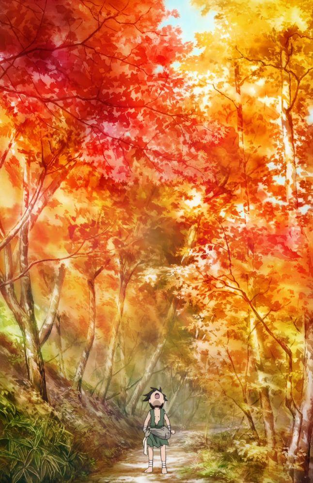 Anime Autumn scenery Dororo in 2020 Anime scenery, Anime