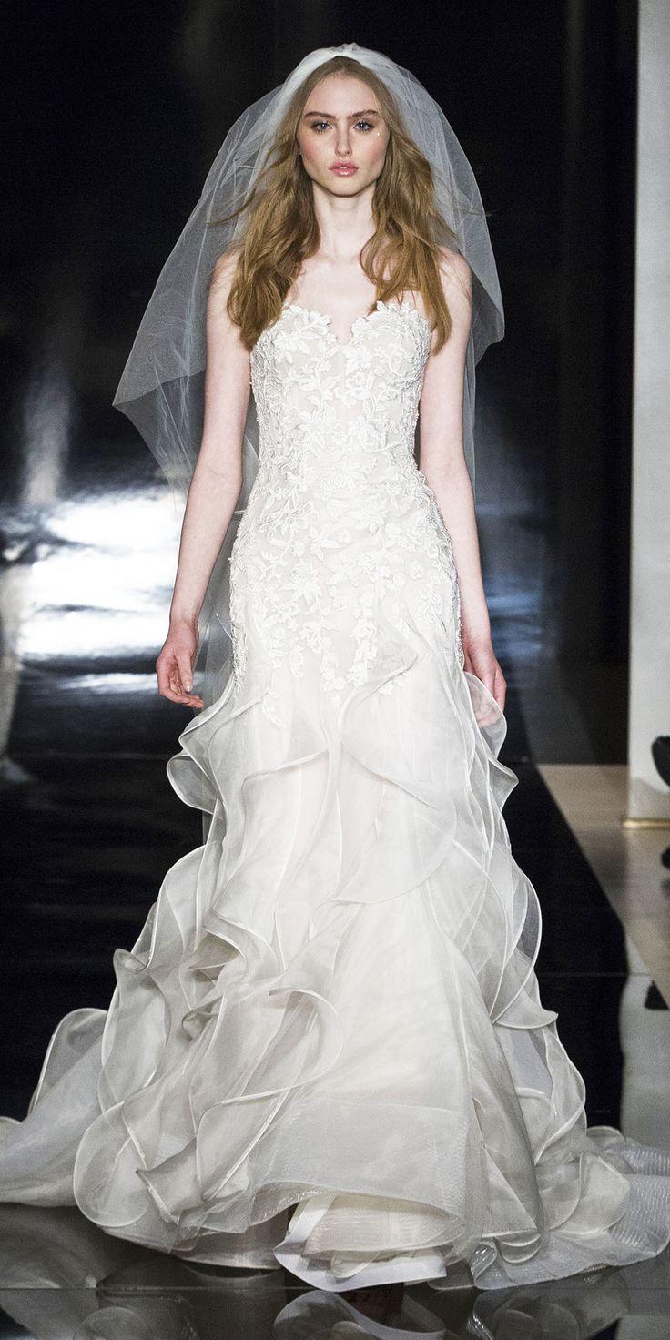 17 besten Wedding Dresses Bilder auf Pinterest | Hochzeitskleider ...