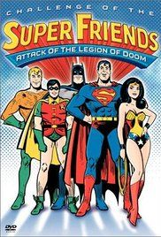 Challenge of the Superfriends Poster