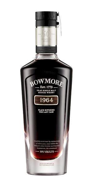 Black Bowmore 50 Years Old