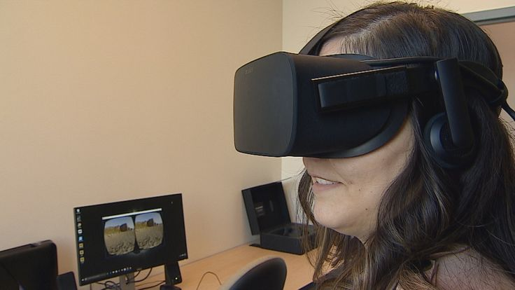 Beyond entertainment: Virtual reality to ease anxiety no longer just sci-fi stuff – Technology & Science