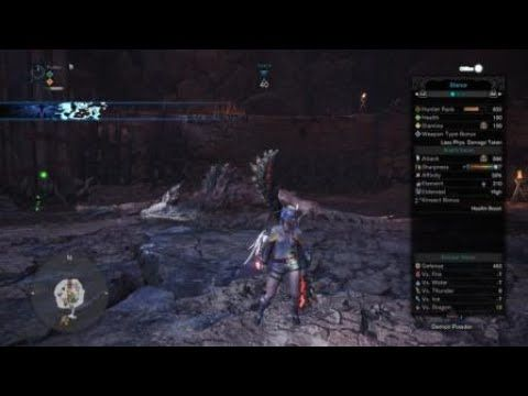 MH World - 1'59 Special Arena Rathalos - Insect Glaive Solo TA Wiki