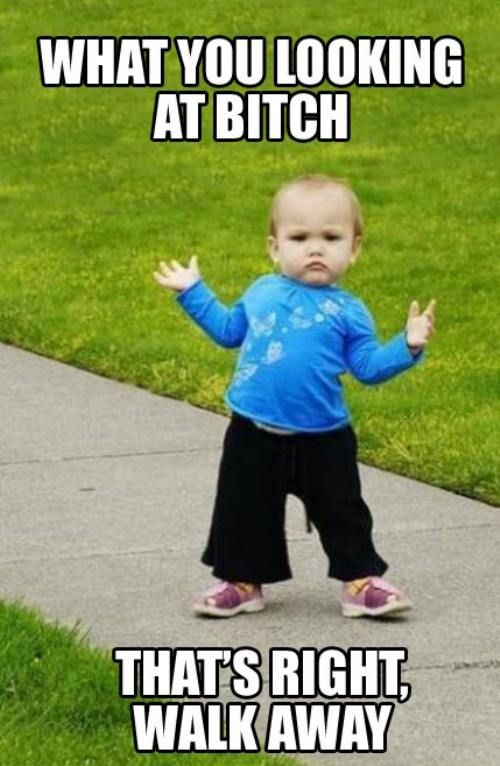 That's what I thought!!: Giggle, Funny Stuff, Funnies, Humor, Baby, Walk, Kid