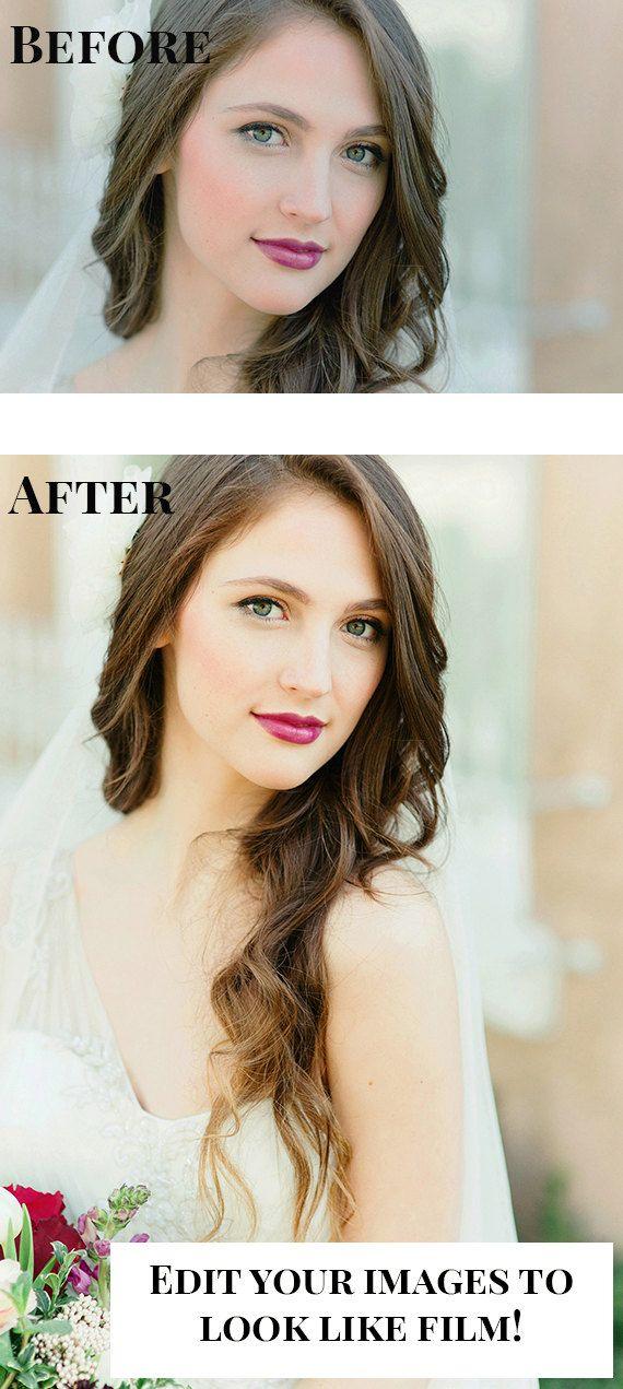 30 Film Wedding Lightroom Presets