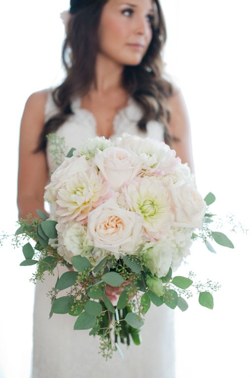 breathtaking off white bouquet