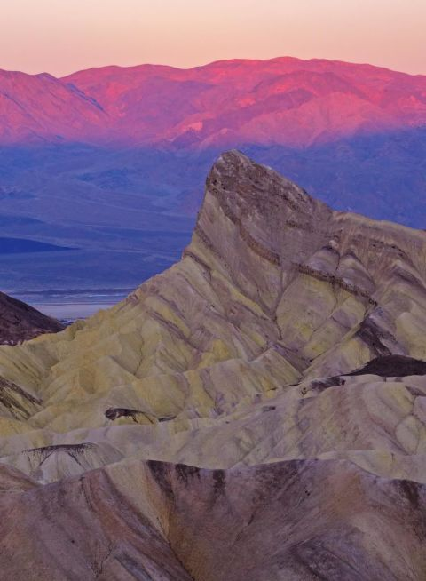Death Valley National Park: This national park is the largest south of Alaska and contains the lowest elevation point in North America. Click through for more of the most beautiful places to visit in California.