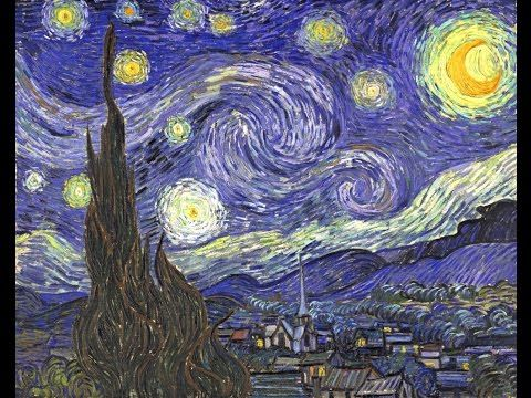 Vincent van Gogh for Children: Meet the Artist - FreeSchool - YouTube - great 4 min. and appropriate for kids overview of his life and work