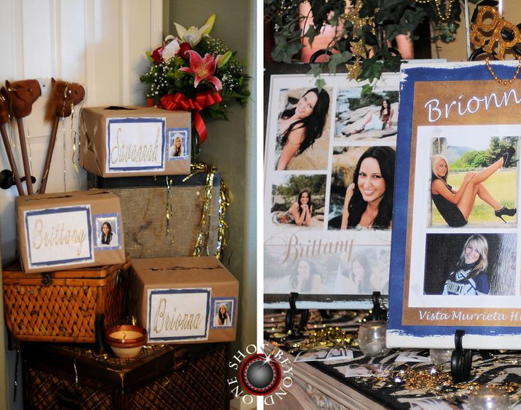 17 Best Images About Highschool Graduation Table Decor