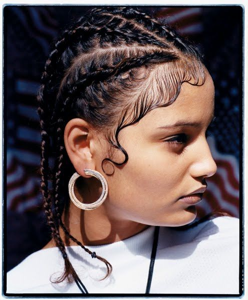 Baby Hairs And Cornrows Love Peace And Hair Grease