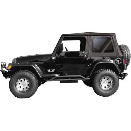 Rampage 7464 Stainless Steel Rocker Panel In 2019 Products Jeep Doors 2006 Jeep Wrangler Jeep