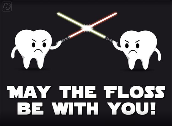 Dentaltown - May the floss be with you!