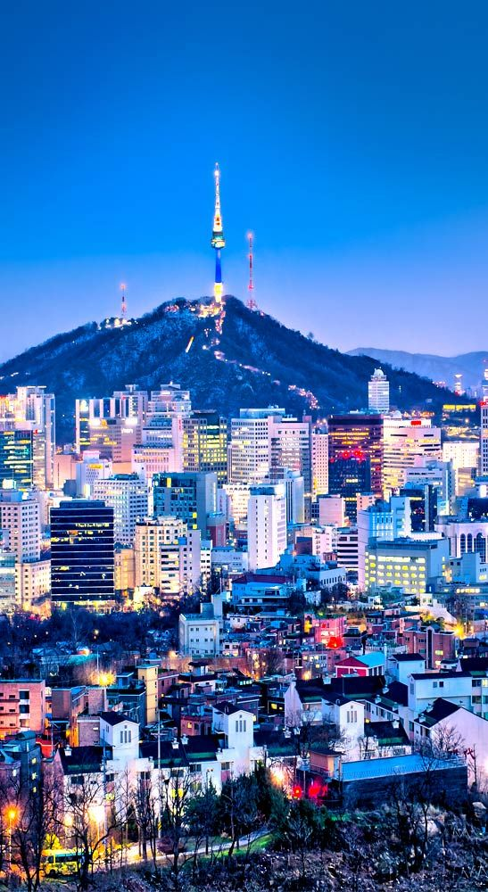 10 Amazing Things To Do In Seoul, South Korea: Namsan Tower | Photo Credit © ixuskmitl/Depositphotos | via @Just1WayTicket