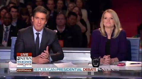 Ben Carson And Donald Trump Miss Republican Debate Entrance... #BenCarson: Ben Carson And Donald Trump Miss Republican Debate… #BenCarson