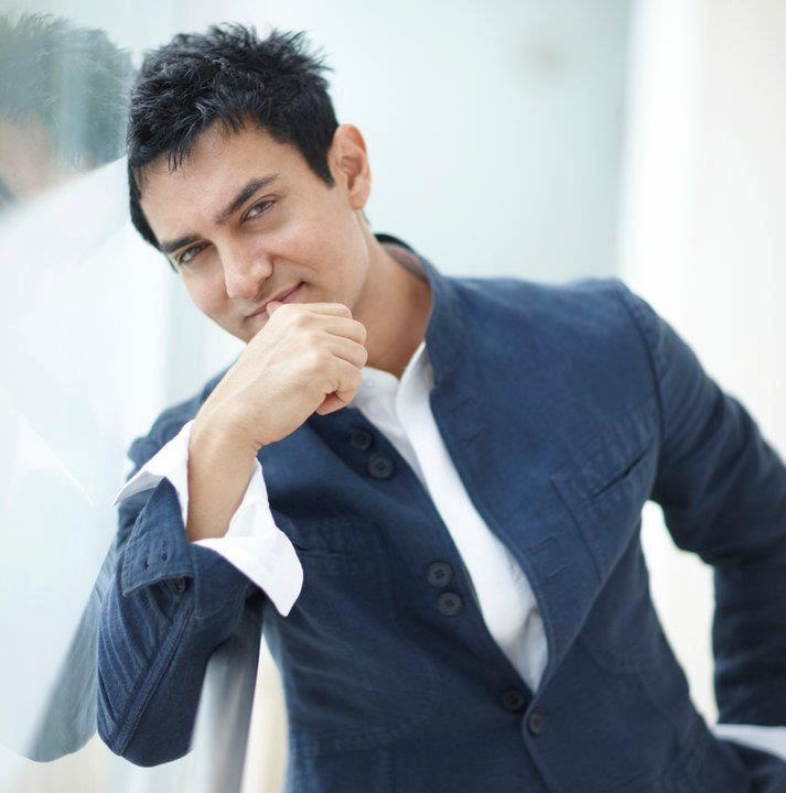 """Film making is like fighting a war with leadership at the front.""   -Aamir Khan"